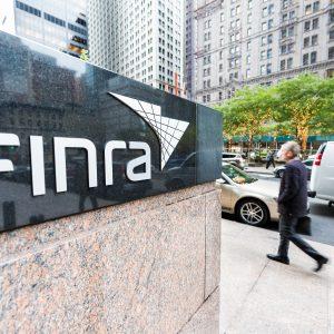 FINRA Fingerprinting
